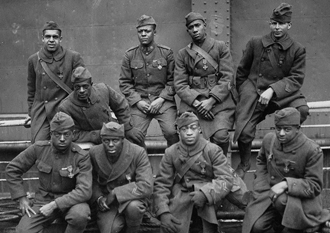 Our Unnamed Warriors Soldiers of the 369th (15th N.Y.) WWI