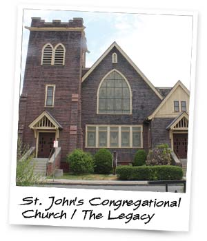 St. John's Congregational Church | The Legacy